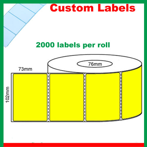 Custom labels printing for Decorative labels for printing