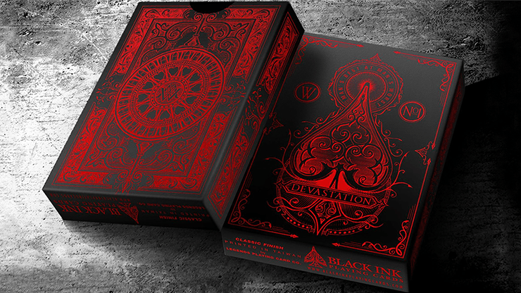 Playing Card Boxes (Playing Card Boxes)