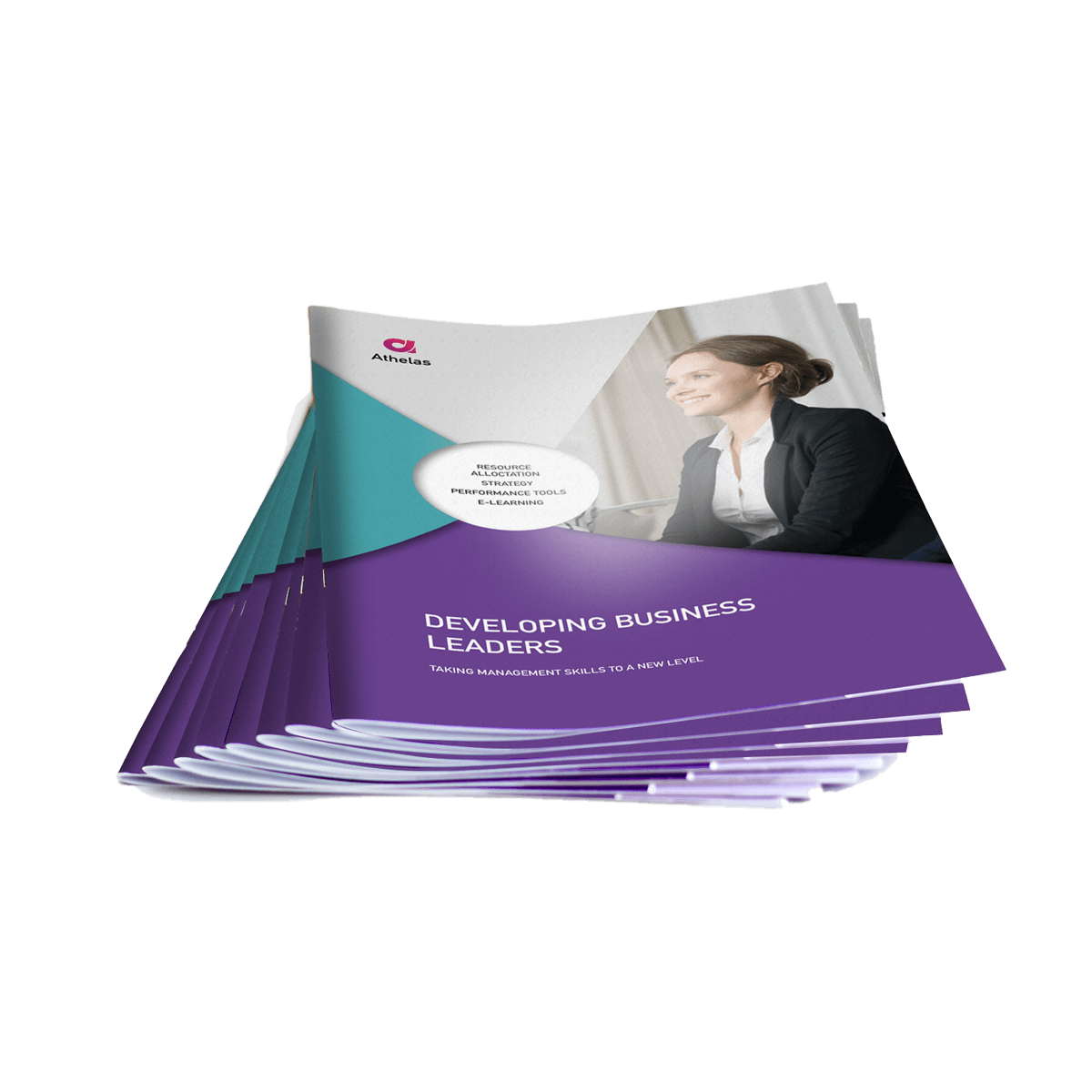 Custom 20 Pages Booklets