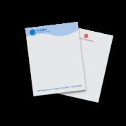 Custom 8.5 x 11 Letterhead Printing