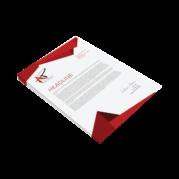 Custom 8.5 x 14 Letterhead Printing