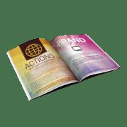 Custom Book Catalog Printing