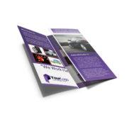 Custom 8.5 x 14 Brochure Printing
