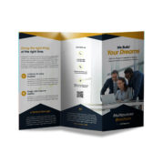 Custom Trifold Brochures
