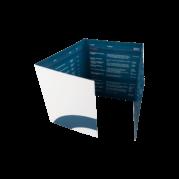 Custom Folded Booklet