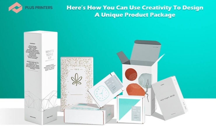 Here's How You Can Use Creativity To Design A Unique Product Package