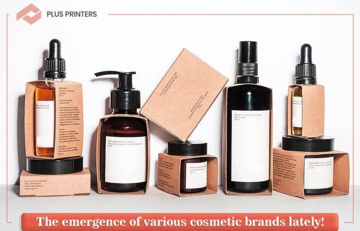 The emergence of various cosmetic brands lately!