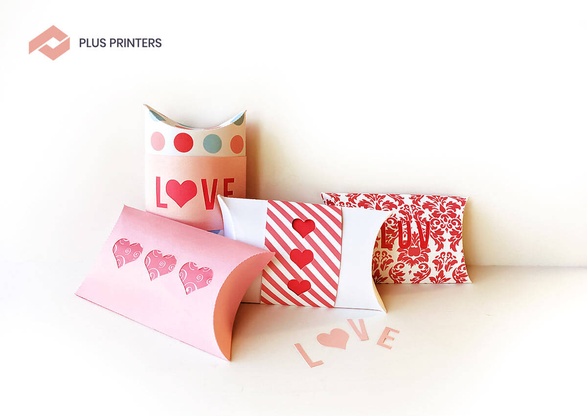 Pillow Boxes an Efficient Investment for Businesses