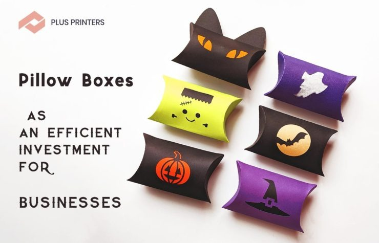 Pillow Boxes as an Efficient Investment for Businesses