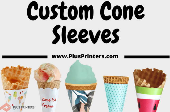 How To Design Perfect Custom Cone Sleeves