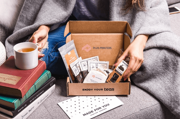 Sip A Cup of Positivity with Tea Boxes!