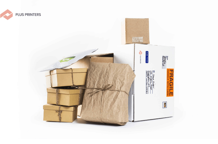 Suitable For E-Commerce Packaging
