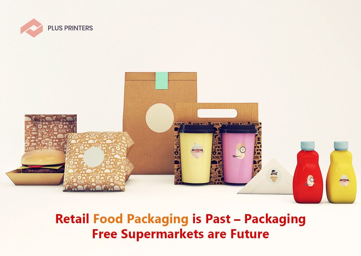 Retail Food Packaging is Past – Packaging Free Supermarkets are Future PlusPrinters