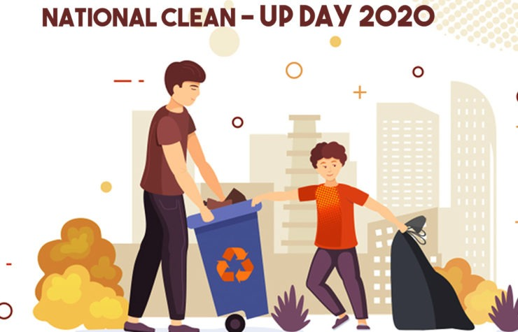 National Clean-Up Day 2020: Be Part of The Solution, Not the Pollution