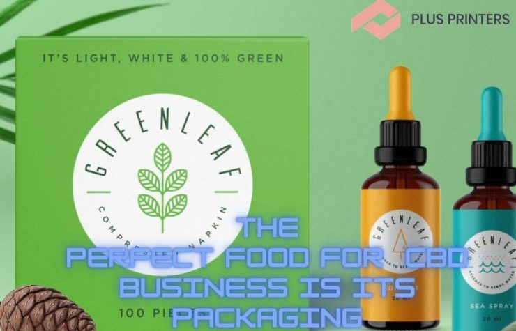 The Perfect Food for CBD Business Is Its Packaging