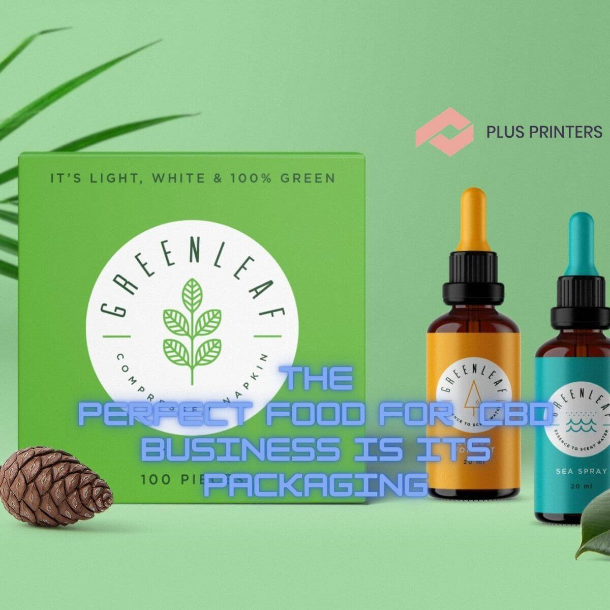 Food for CBD Business Is Its Packaging