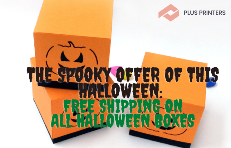 The Spooky Offer of this Halloween: Free Shipping on all Halloween Boxes