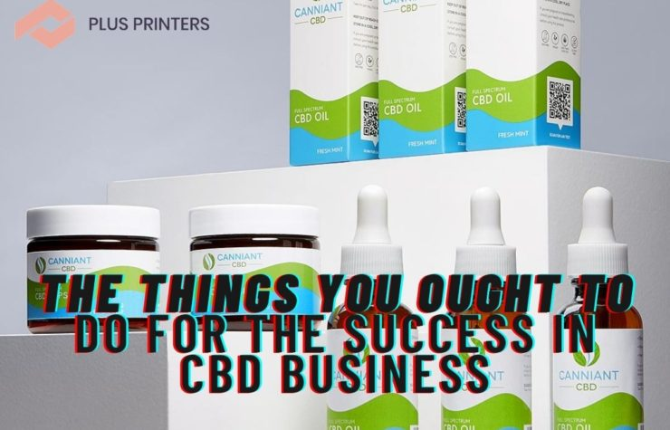 The Things You Ought to Do for The Success in CBD Business