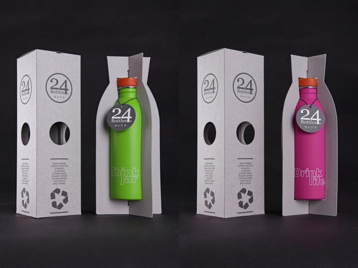 packaging for the product display