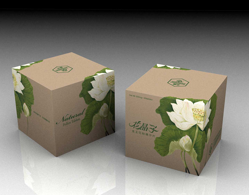 custom boxes with eco-friendly