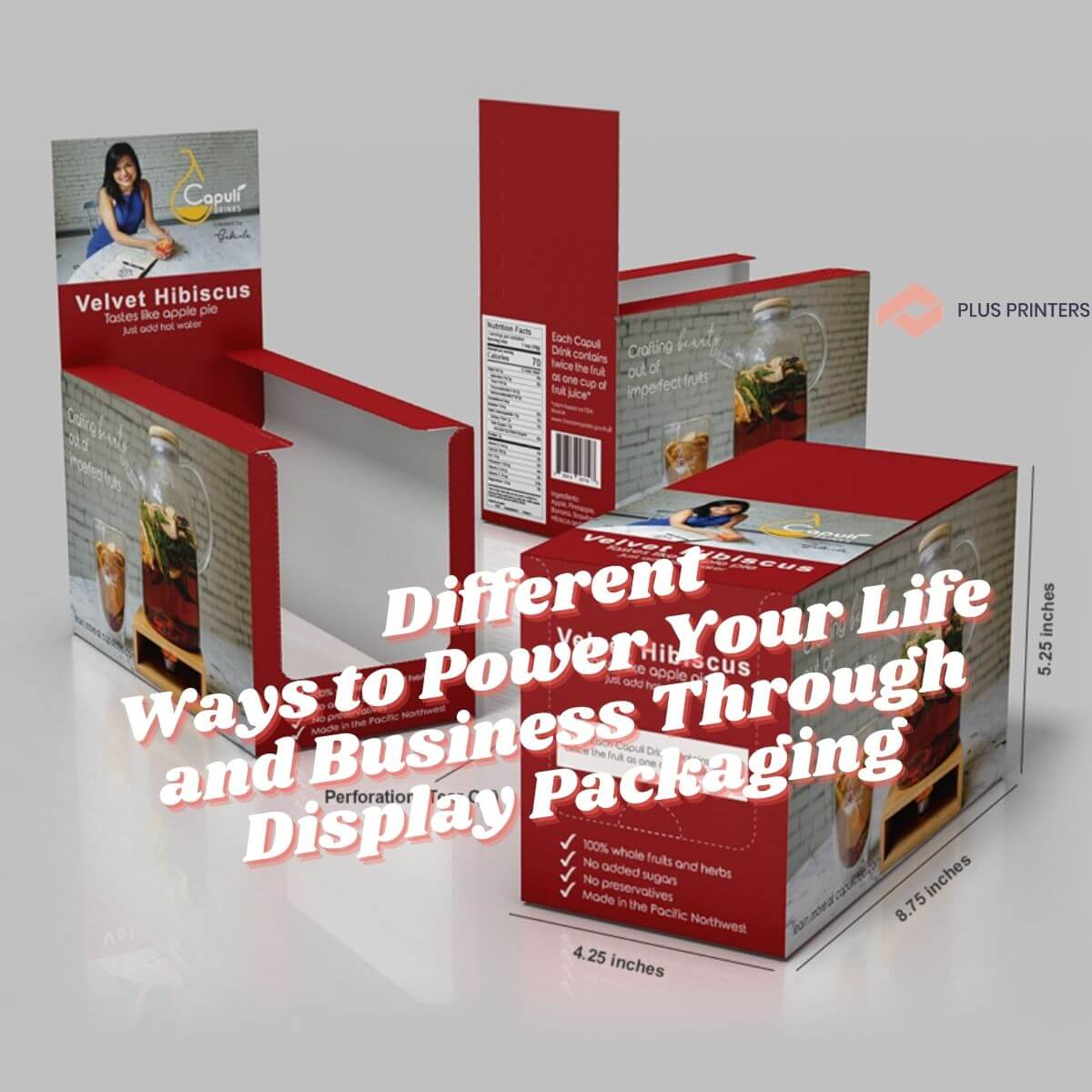 Business Through Display Packaging