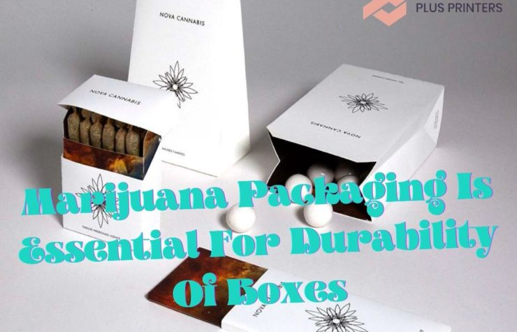 Marijuana Packaging Is Essential For Durability Of Boxes