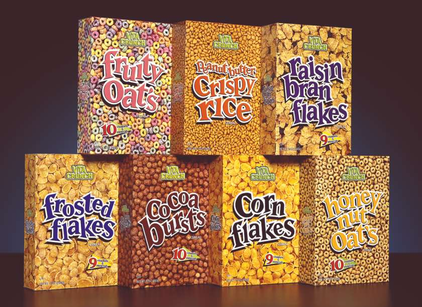 Secrets of Custom Cereal Boxes