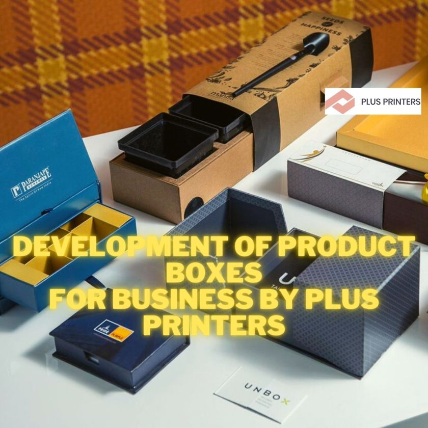 Product Boxes For Business