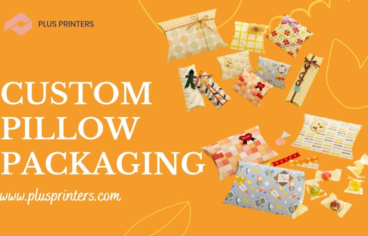 In the season of holidays, Plus Printers has come up with a pillow packaging solution!