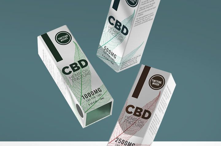 Sell Your CBD Product in The Right Way with The CBD Tincture Boxes