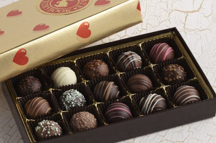 Designing In The Chocolate Boxes Is Everything But