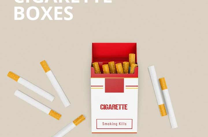 Time to Enhance Your Marketing and Sales with Custom Cigarette Boxes!