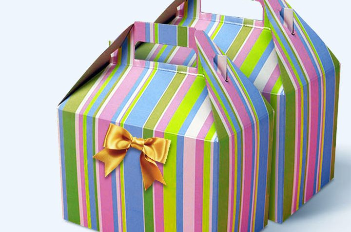 Stylish And Robust Gift Boxes Are The Ideal Way To Win Customers' Hearts!