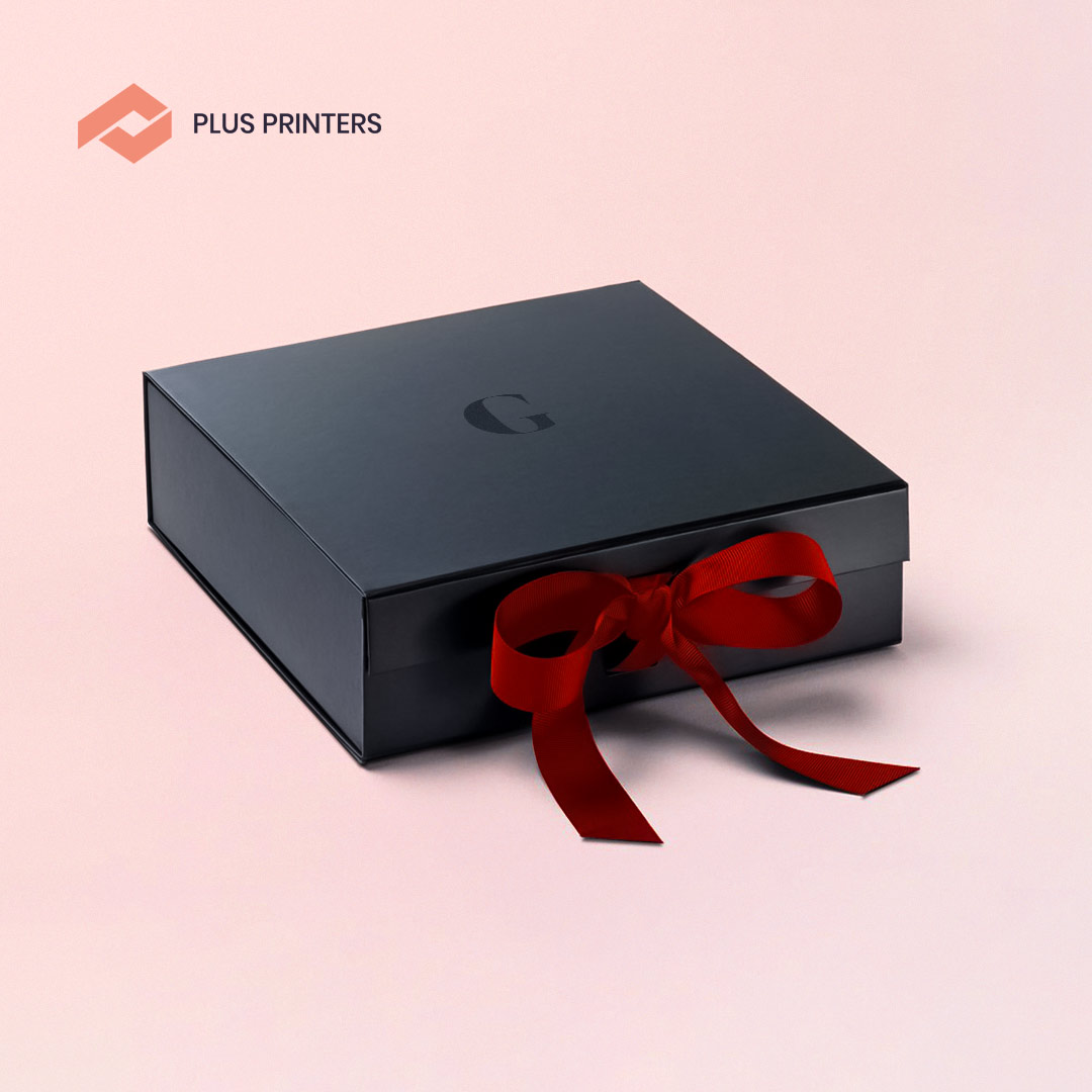 Custom Gift Packaging Boxes by USA Packaging Company Plusprinters