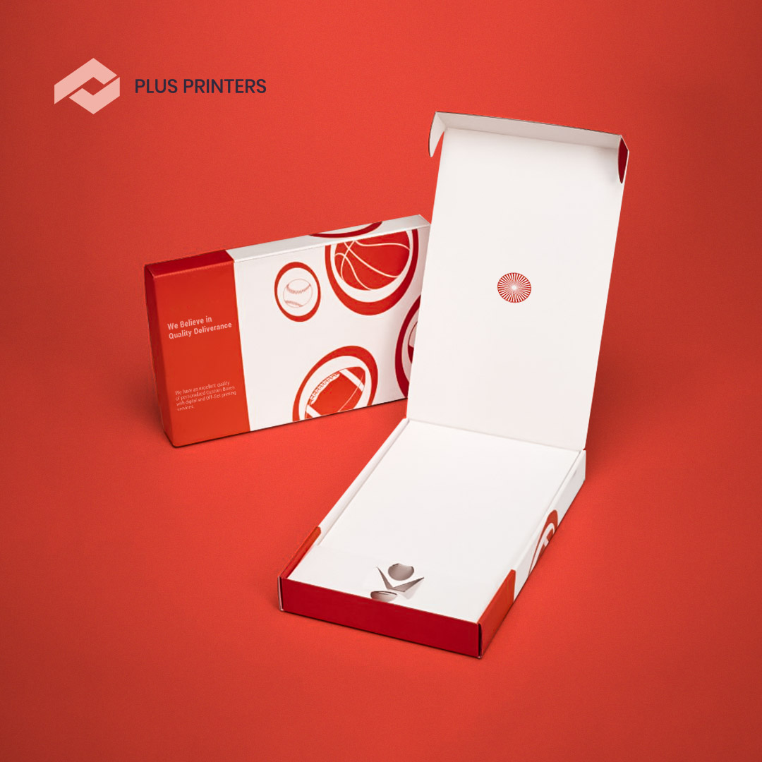 Custom Retail Boxes Industry by USA Packaging Company Plusprinters