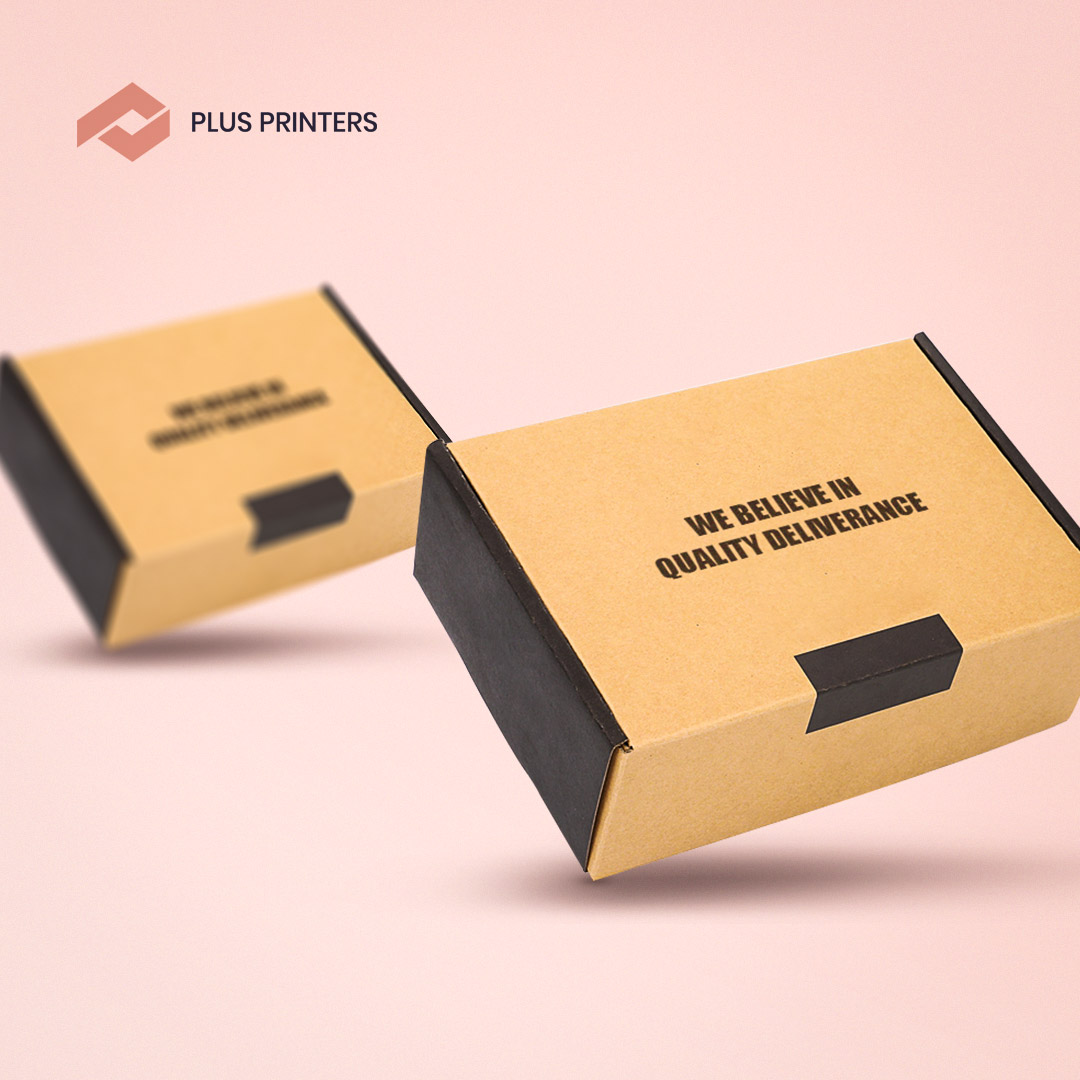 Custom Retail Packaging Industry by USA Packaging Company Plusprinters