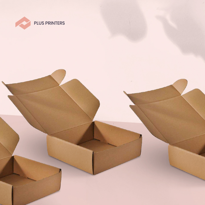 Eco friendly product boxes by plusprinters packaging company in USA