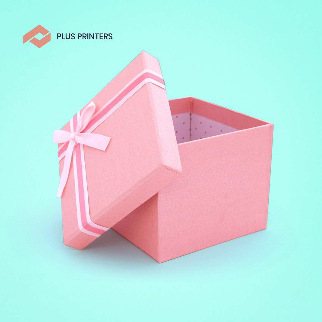 Personalized Gift Boxes by USA Packaging Company Plusprinters