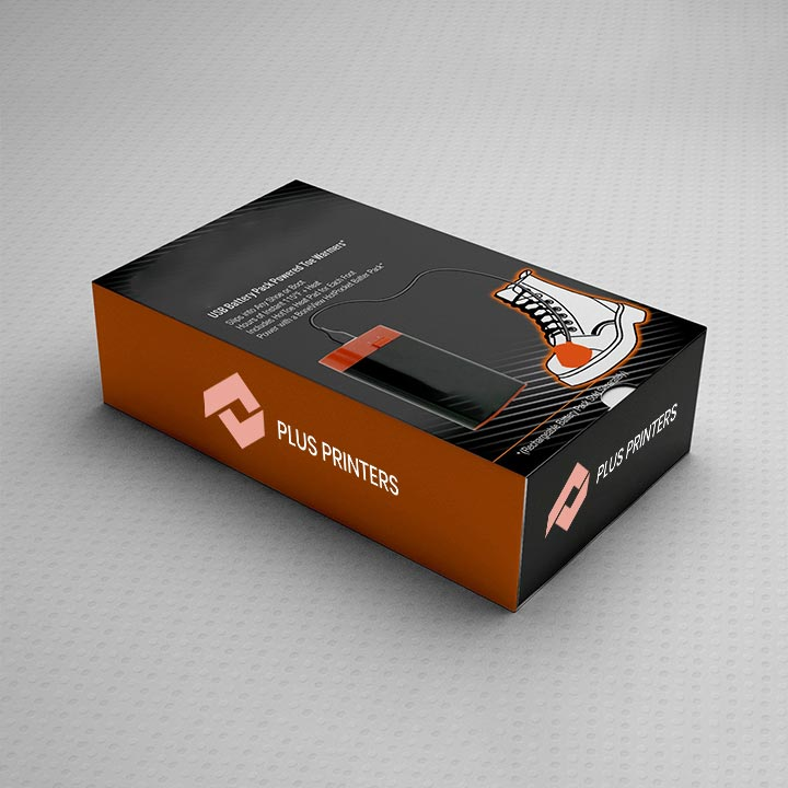 customized product packaging boxes by plusprinters