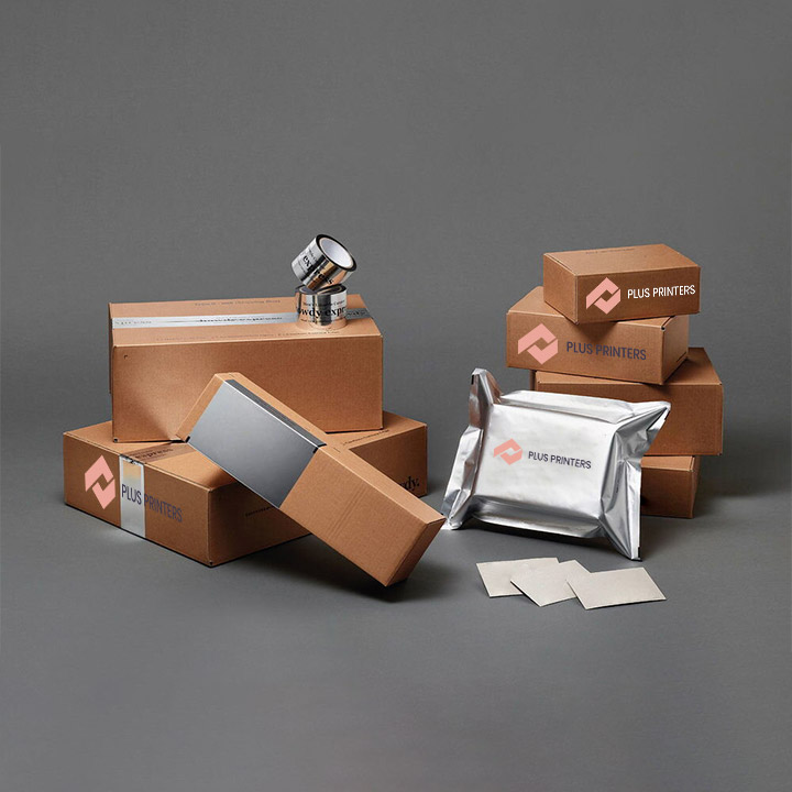 free shipping custom product packaging boxes by plusprinters