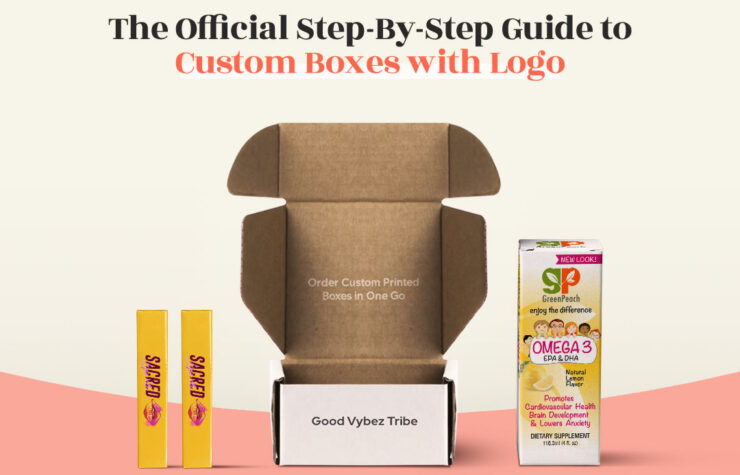 The Official Step-By-Step Guide to Custom Boxes with Logo